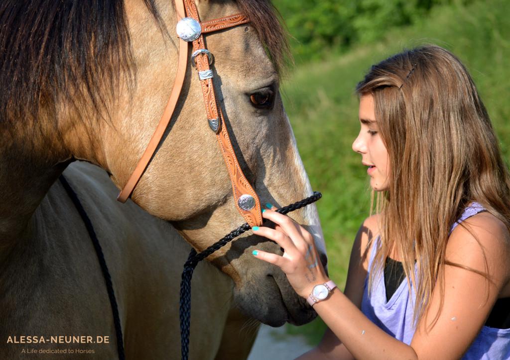 """""""Nimmst du mich mit in deine Welt, mein Freund?"""" Einfach mal """"Pferd"""" zu sein kann so schön sein..."""