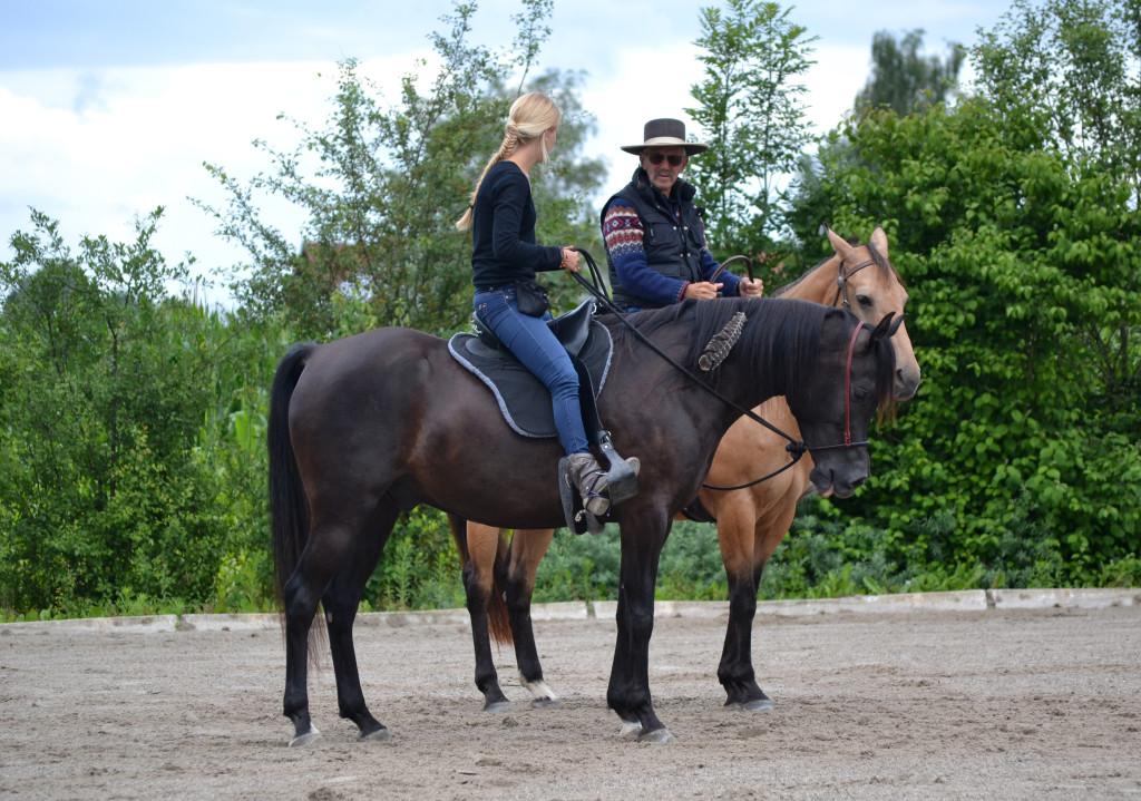 Mit Jean-Claude Dysli im Gespräch - er war wohl einer der größten Experten in der Pferdwelt. Und schaffte es, vielen seiner Schüler sein Expertenwissen zu vermitteln.