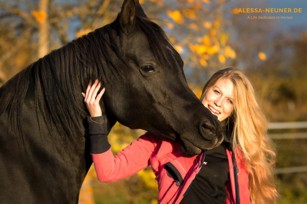 Nach vielen Jahren der Probleme endlich auf unserem Weg zu einem gesunden Pferd - und einem sorgenfreien Frauchen!
